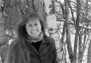 Diane LeBlanc Photo with Birches